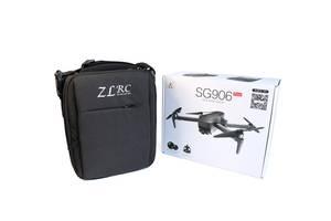 Квадрокоптер SG906 pro2 с камерой 4К и 3х осевым стабилизатором