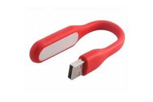 Лампа EXTRADIGITAL гибкий USB светильник, 1.2W (цвет: красный) (965360R)