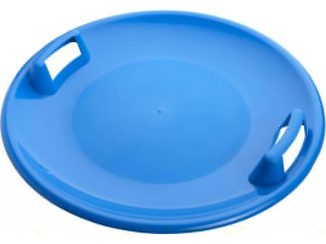 бу Ледянка круглая пластиковая Kronos Toys диск НЛО 64 см Синий (WSP170023_1) в Киеве