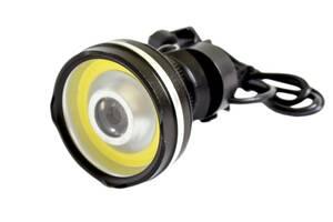 Ліхтарик-велофара BL-B031-COB+LM 320000W