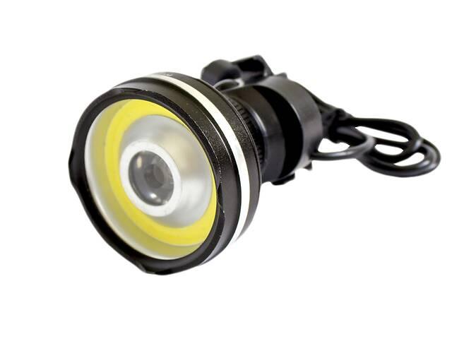 Ліхтарик-велофара BL-B031-COB+LM 320000W- объявление о продаже  в Вінниці