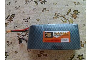 Lipo Акумулятор ZOP Power 22.2V 10000mah 30с