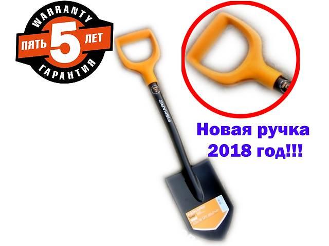 бу Лопата Fiskars Solid 131417 Саперка Оригинал 5 ЛЕТ гарантия Нов Ручка в Запорожье