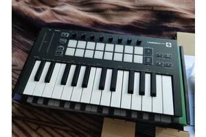 MIDI-клавиатура Novation LaunchKey Mini MK3 (новая)