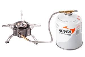 Мультитопливная горелка Kovea Booster +1 KB-0603, для кемпинга