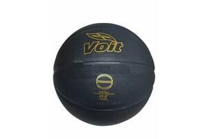 Мяч баскетбольный Sprinter Voit Size 7 Black (spr_09035)