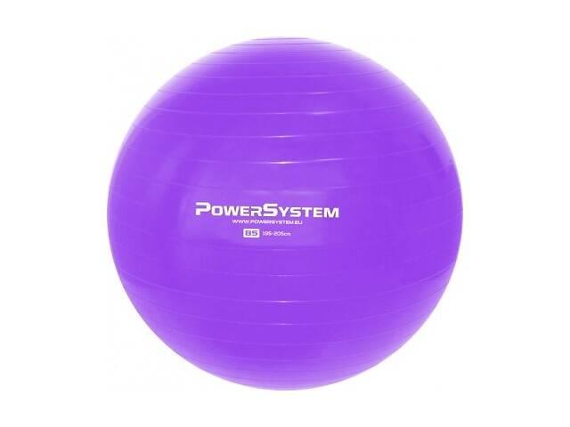 продам Мяч для фітнесу і гімнастики Power System 85 cm Purple SKL24-292011 бу в Харкові