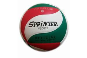 Мяч волейбольный Sprinter VS5002 клееный (spr_10015)