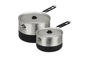 Набір посуду Sea To Summit Sigma Pot Set 2.0 Silver (STS APOTSIGSET2)