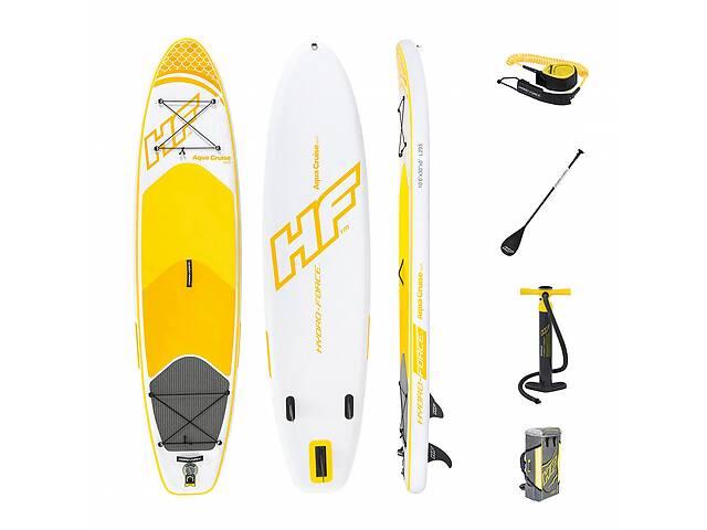 продам Надувная доска для плавания серфинга с веслом SUP-борд BESTWAY 65329 бу  в Украине