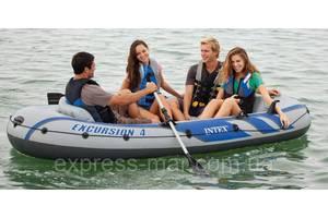 Надувная лодка Excursion 4 Set Intex 68324