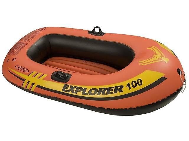 продам Надувная лодка Intex 58329 EXPLORER 100 бу в Харькове