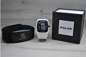 Новые часы Polar M400 с датчиком Scosche