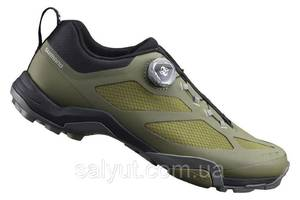 Обувь Shimano SH-MT700MO (Оливковый, 42)