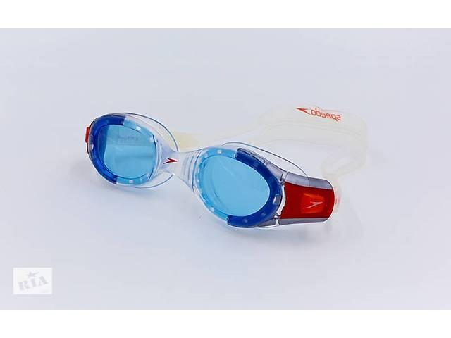 бу Очки для плавания детские SPEEDO FUTURA BIOFUSE JUNIOR 8012337239 Blue (ZA04013) в Киеве