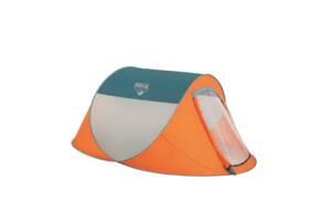 Палатка туристическая 68004 (235*145*100 см), 2-местная, антимоскитная сетка, сумка Код товара: 68004