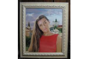 """""""Портрет маслом на заказ в Украине.Портрет на заказ цена"""""""