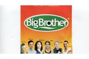 Продам 2 CD's Big Brother – 2000.  Яскравий танцювальний збірник.