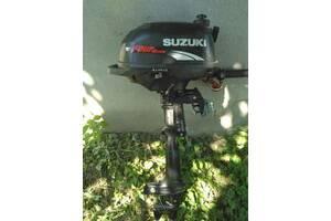 Продам човновий двигун Сузуки 2,5