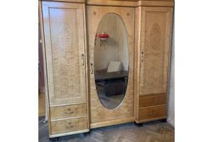 Продам шкаф и тумбу из березы