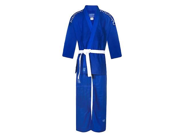 Продам синее кимоно для дзюдо, айкидо, джиу-джитсу, боевого хортинга- объявление о продаже  в Днепре (Днепропетровск)