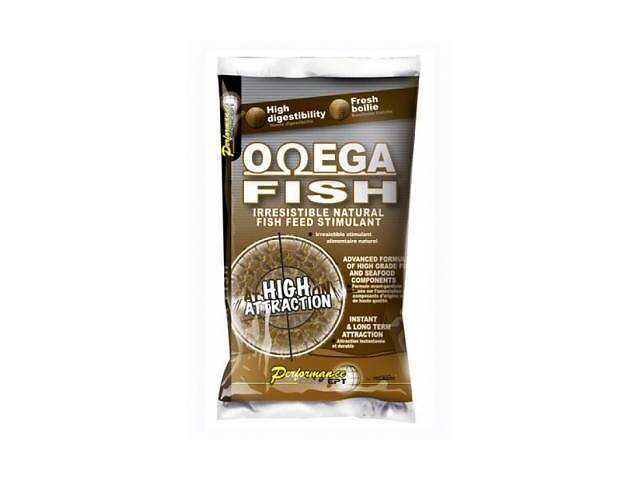 продам Прикормка Starbaits Omega Fish method mix 2,5кг (32.22.55) бу в Харькове