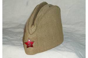 Пилотки солдатские СССР
