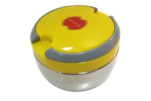 Харчовий термос судочек 07л Empire 1577 Yellow (gr_002750)