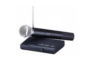 Радиомикрофон микрофон ручной UKC SH-200 (par_sh200)