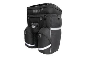 Рюкзак Terra Incognita TravelBike 70 Black (TI-01374)