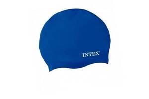 Шапочка для плавання Intex Синя