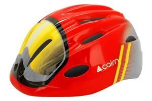 Шлем Cairn Earthy Jr, красный