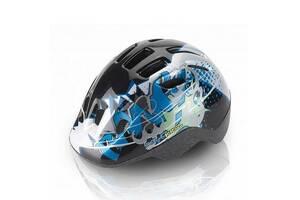 Шлем детский XLC BH-C12 Kidz, синий