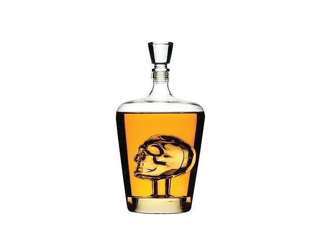 продам Штоф оригинальный для виски BST 640015 Веселий Роджер 1000 мл. бу в Киеве