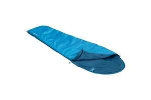 Спальный мешок High Peak Summerwood 10/+10°C (Left) Blue/Dark Blue (928257)