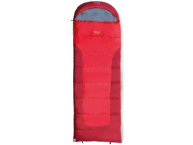 купить бу Спальный мешок Pinguin Blizzard Junior pfm 150 красный в Киеве