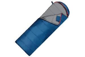 Спальний мішок (спальник) ковдру SportVida SV-CC0070 -3. .. + 21& deg; C R Blue/Grey