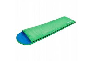Спальний мішок SportVida SV-CC0013 Green-Blue SKL41-227356