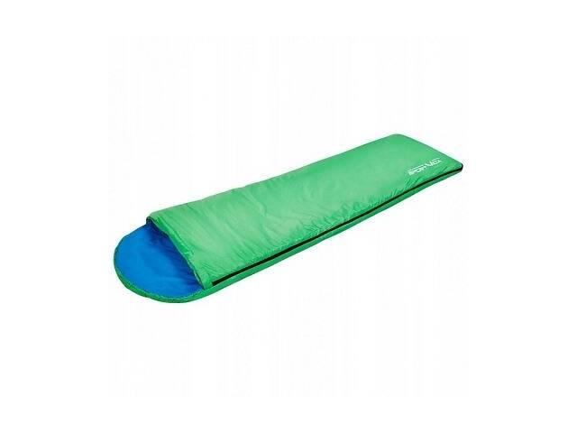 купить бу Спальный мешок SportVida SV-CC0013 Green-Blue SKL41-227356 в Києві