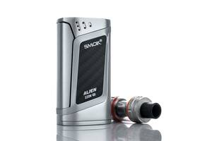 Стартовый набор Smok Alien 220W Kit Серебряный (SMT682)