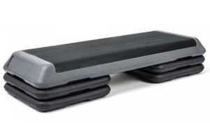 Степ платформа 3 уровневая профессиональная  Atleto 47050