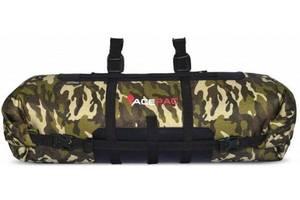 Сумка на руль Acepac Bar Roll ACPC 1013.CAM, 16л, коричневый