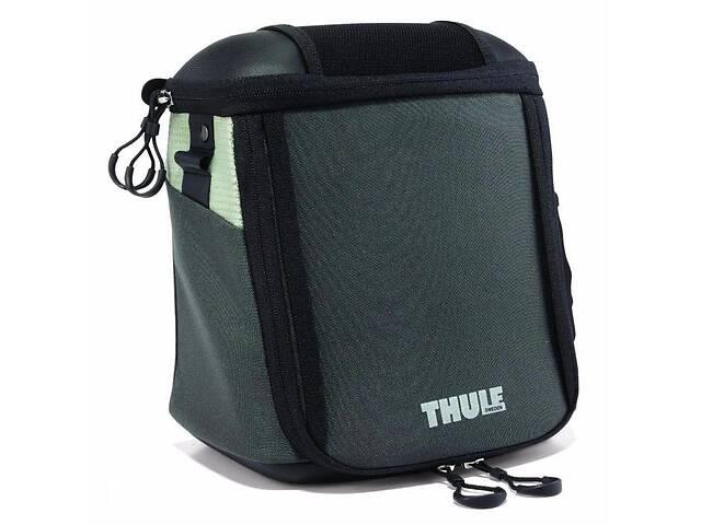 купить бу Сумка на руль THULE Pack'n Pedal Handlebar Bag TH100012, черная в Киеве