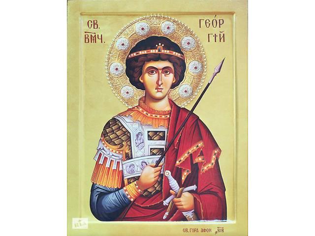 продам Святий Георгій Побідоносець. Ікона. бу в Києві
