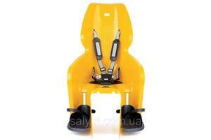 Сиденье заднее Bellelli Lotus Standard B-fix до 22кг, Жёлтый