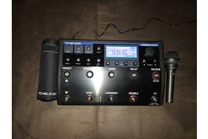 Tc Helicon VoiceLive 2+микрофон