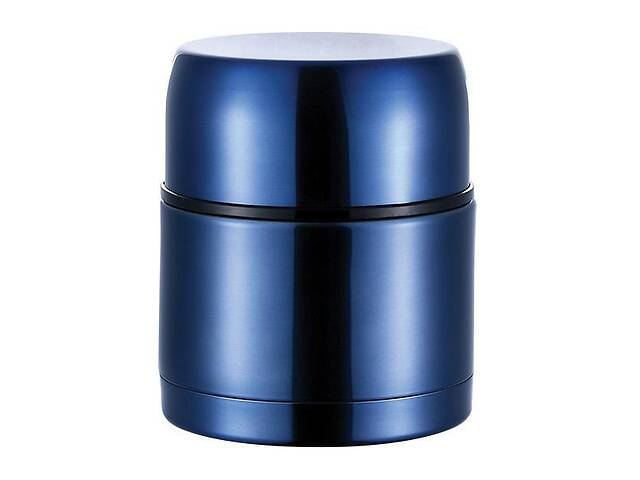 Термос Bergner Ланч-бокс 500 мл с клапаном давления Синий (psg_BG-6023)- объявление о продаже  в Киеве