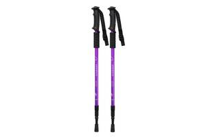 Трекінгові палки Energia purple комплект (56756776)
