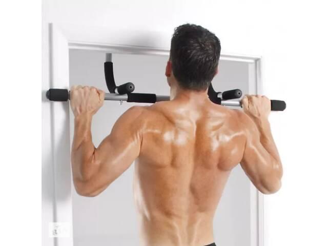 Турник для дома Айрон джим брусья Iron Gym тренажер в дверной проём!- объявление о продаже  в Кривом Роге