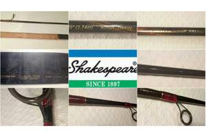Удилище Shakespeare Patriot-IM8 9 & amp; # 039; 0 & amp; # 039; & amp; # 039; 2,74 м. Важка лінія 12-20 фунтів